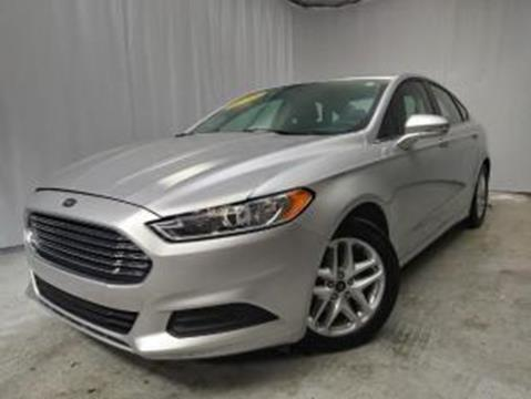 2015 Ford Fusion for sale in Chicago, IL