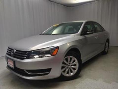 2015 Volkswagen Passat for sale in Chicago, IL