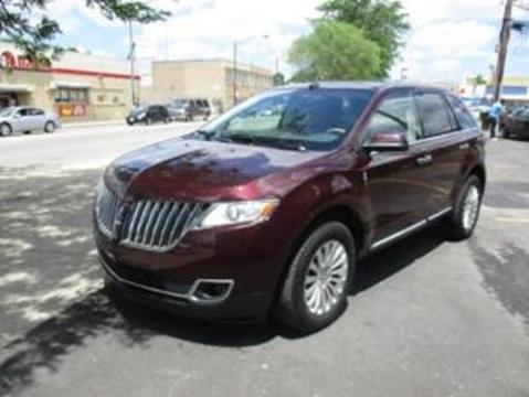 2011 Lincoln MKX for sale in Chicago, IL
