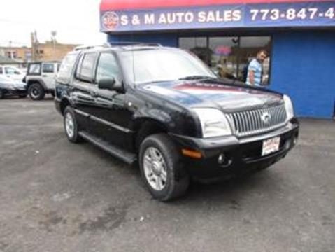 2005 Mercury Mountaineer for sale in Chicago, IL
