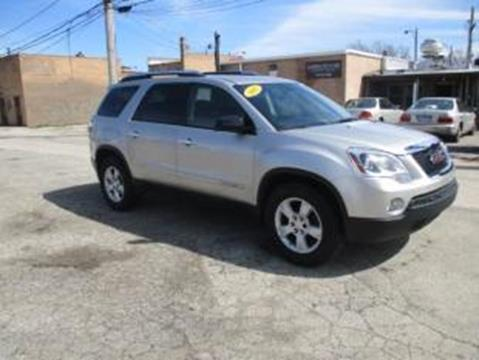2007 GMC Acadia for sale in Chicago, IL