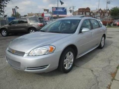 2015 Chevrolet Impala Limited for sale in Chicago, IL