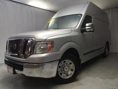 2012 Nissan NV Cargo for sale in Chicago, IL