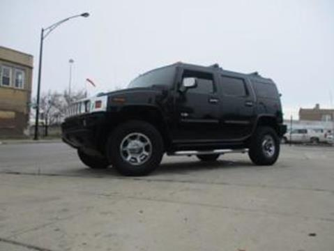 2005 HUMMER H2 for sale in Chicago, IL