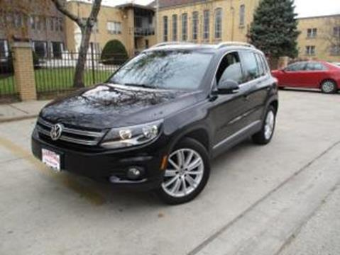 2013 Volkswagen Tiguan for sale in Chicago, IL
