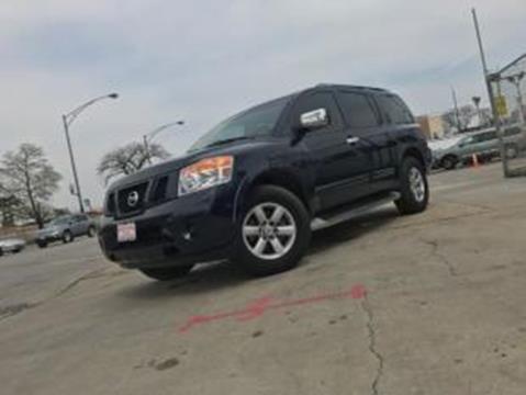 2010 Nissan Armada for sale in Chicago, IL