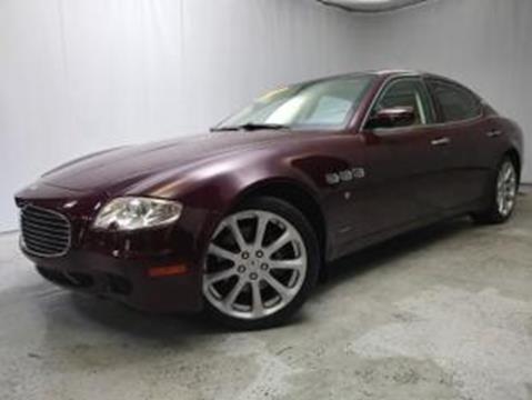 2008 Maserati Quattroporte for sale in Chicago, IL
