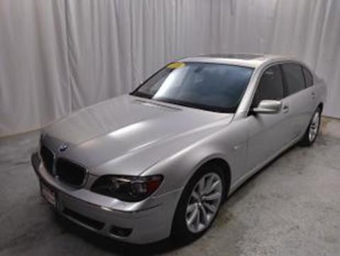 2008 BMW 7 Series for sale in Chicago, IL