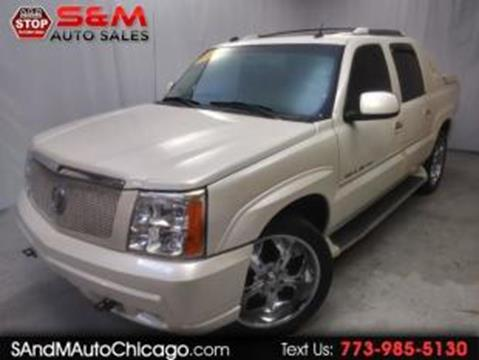 2005 Cadillac Escalade EXT for sale in Chicago, IL