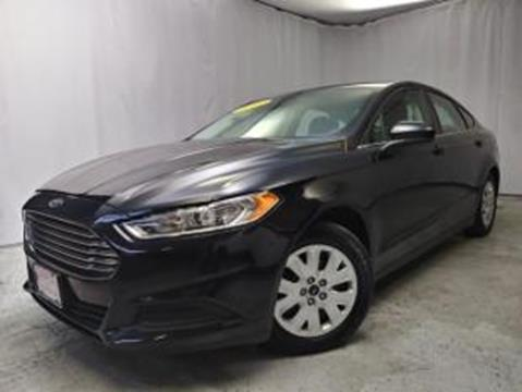 2014 Ford Fusion for sale in Chicago, IL