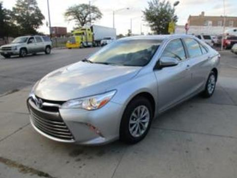 2015 Toyota Camry for sale in Chicago, IL