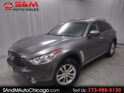 Infiniti Qx70 For Sale In Chicago Il Carsforsale