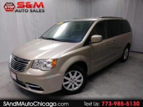 2015 Chrysler Town and Country for sale in Chicago, IL