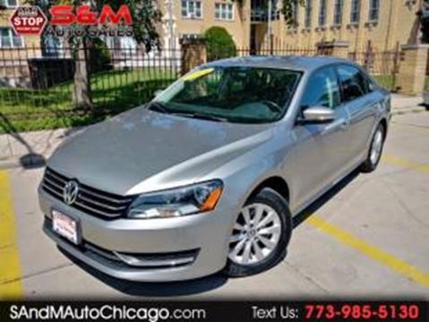 2014 Volkswagen Passat for sale in Chicago, IL