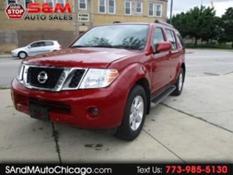 2012 Nissan Pathfinder For Sale >> 2012 Nissan Pathfinder For Sale In Chicago Il