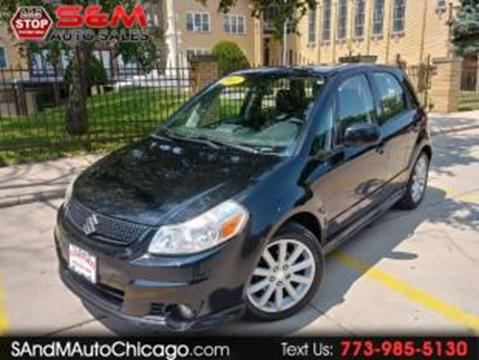 2011 Suzuki SX4 Sportback for sale in Chicago, IL