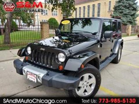 2010 Jeep Wrangler Unlimited for sale in Chicago, IL