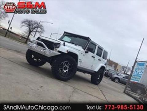 2015 Jeep Wrangler Unlimited for sale in Chicago, IL