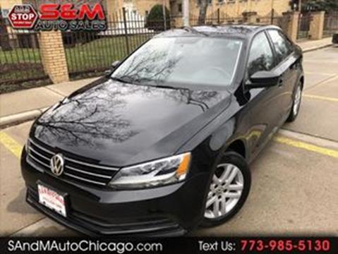 1d7d3e9172 2015 Volkswagen Jetta for sale in Chicago