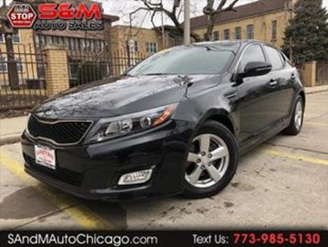 2015 Kia Optima for sale in Chicago, IL