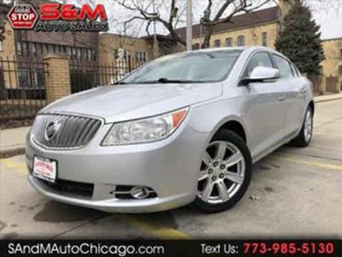 2010 Buick LaCrosse for sale in Chicago, IL