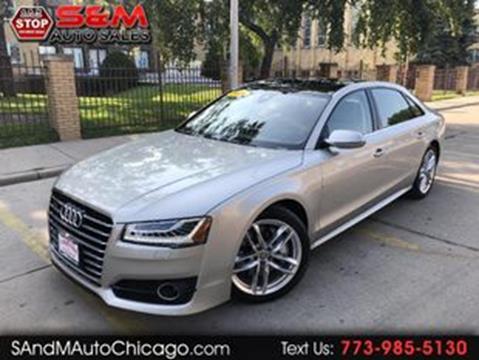 2016 Audi A8 L for sale in Chicago, IL