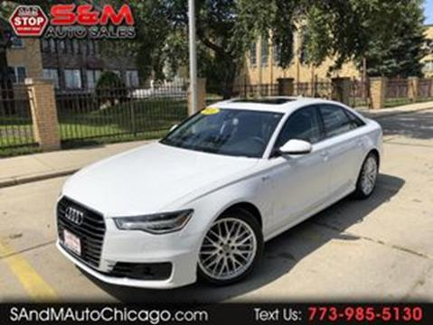2016 Audi A6 for sale in Chicago, IL