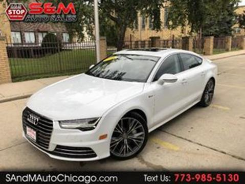 2016 Audi A7 for sale in Chicago, IL