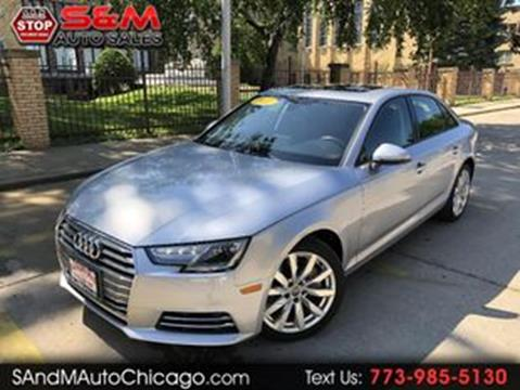 2017 Audi A4 for sale in Chicago, IL