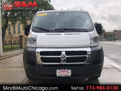 2016 RAM ProMaster Cargo for sale in Chicago, IL