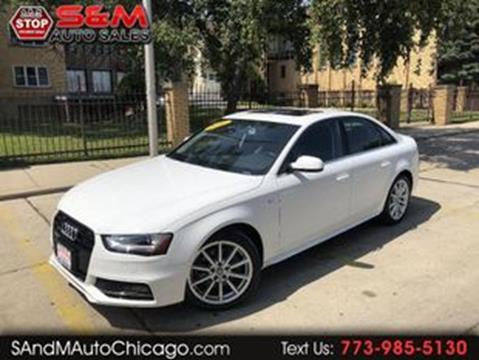 2016 Audi A4 for sale in Chicago, IL