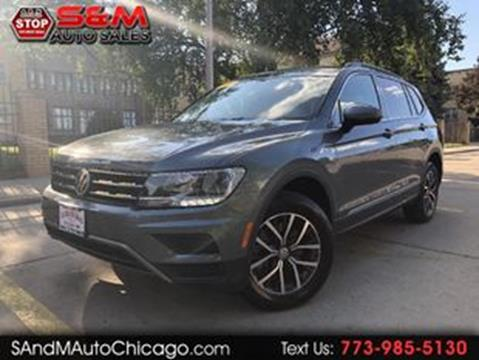 2018 Volkswagen Tiguan for sale in Chicago, IL