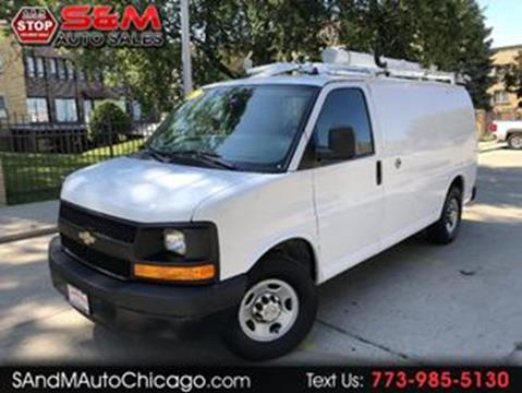 2013 Chevrolet Express Cargo for sale in Chicago, IL