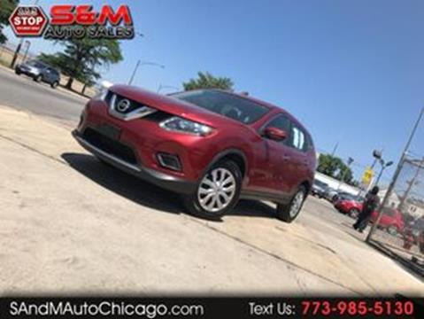 2015 Nissan Rogue for sale in Chicago, IL