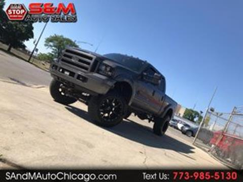 2002 Ford F-250 Super Duty for sale in Chicago, IL