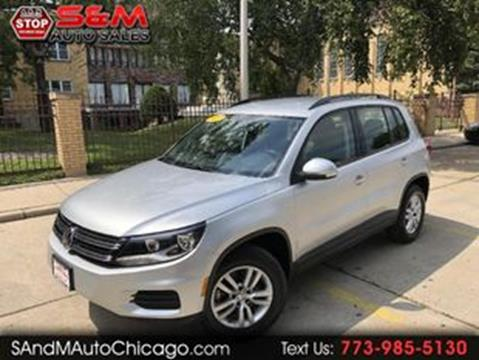 2017 Volkswagen Tiguan for sale in Chicago, IL