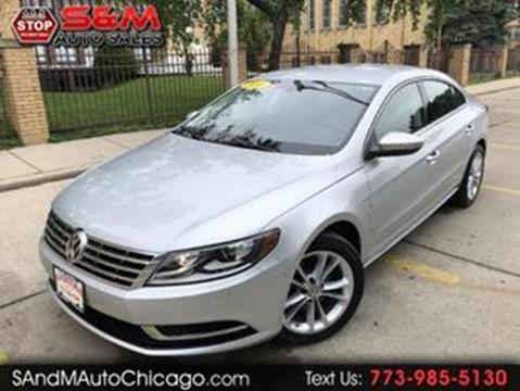 2016 Volkswagen CC for sale in Chicago, IL