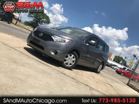 2014 Nissan Quest for sale in Chicago, IL