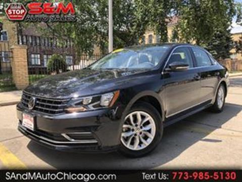 2017 Volkswagen Passat for sale in Chicago, IL