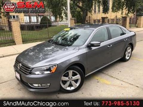 2015 Volkswagen Passat for sale in Chicago, IL