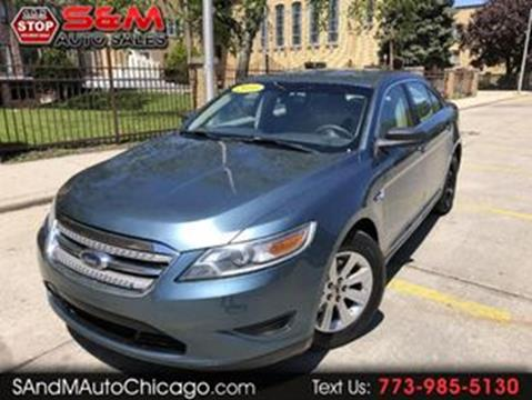 2010 Ford Taurus for sale in Chicago, IL