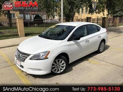 2014 Nissan Sentra for sale in Chicago, IL