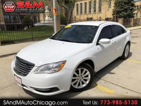 2014 Chrysler 200 for sale in Chicago, IL