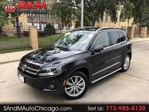 2015 Volkswagen Tiguan for sale in Chicago, IL