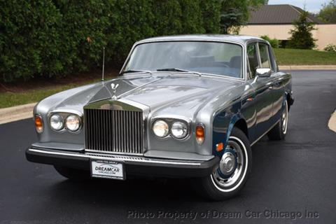 1978 Rolls-Royce Silver Shadow for sale in Villa Park, IL