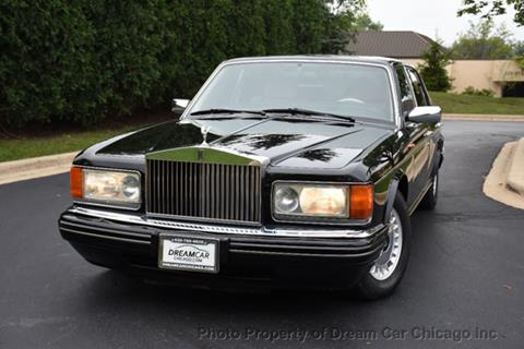1999 Rolls-Royce Silver Spur for sale in Villa Park, IL