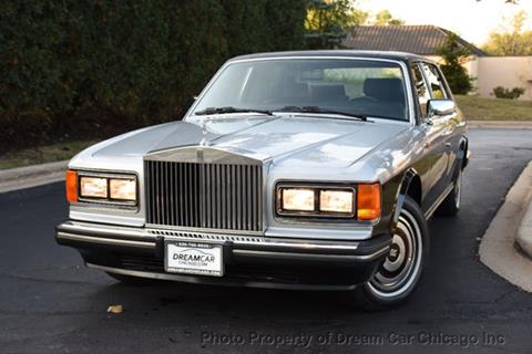 1987 Rolls-Royce Silver Spur for sale in Villa Park, IL