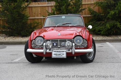 Used Triumph Tr4 For Sale In Vermont Carsforsalecom