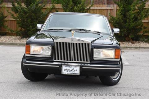 1982 Rolls-Royce Silver Spirit for sale in Villa Park, IL
