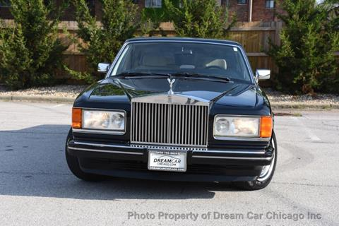 1991 Rolls-Royce Silver Spirit for sale in Villa Park, IL